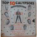 V--A FEAT. LORD CANARY, LORD BLAKIE - Top 10 calypsoes 1967 - LP