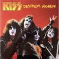 KISS - Destroys Anaheim (2xlp) Ltd Edit Colour Vinyl -U.K - 33T x 2