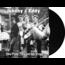 Johnny Hallyday Eddy Mitchell et Chausettes noires - Hey Pony / Tu parles trop (Vinyl Noir) - 45T EP 4 titres