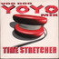 TIME STRETCHER - Voo doo (radio edit + extended yoyo mix) - CD single
