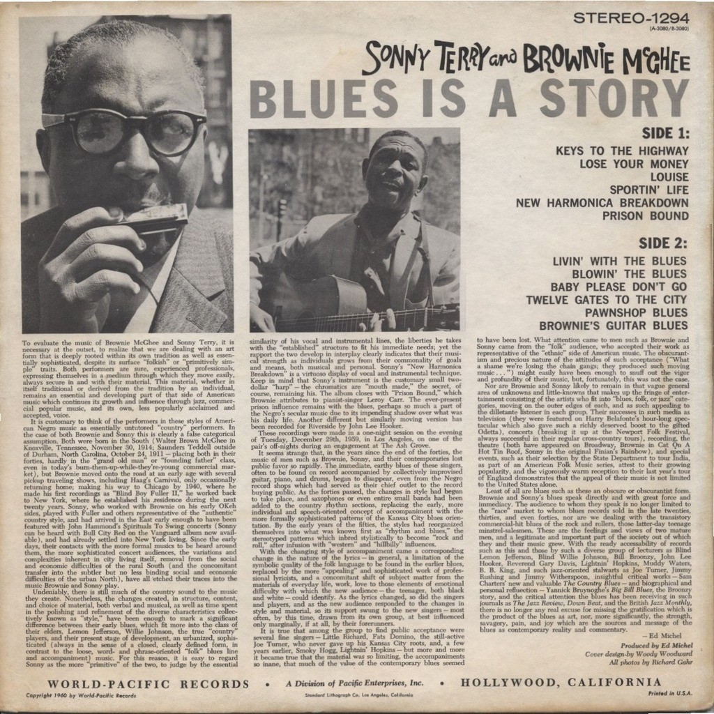 Short story sonny blues