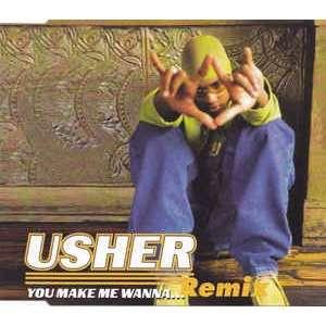 Usher You Make Me Wanna... (Remix)
