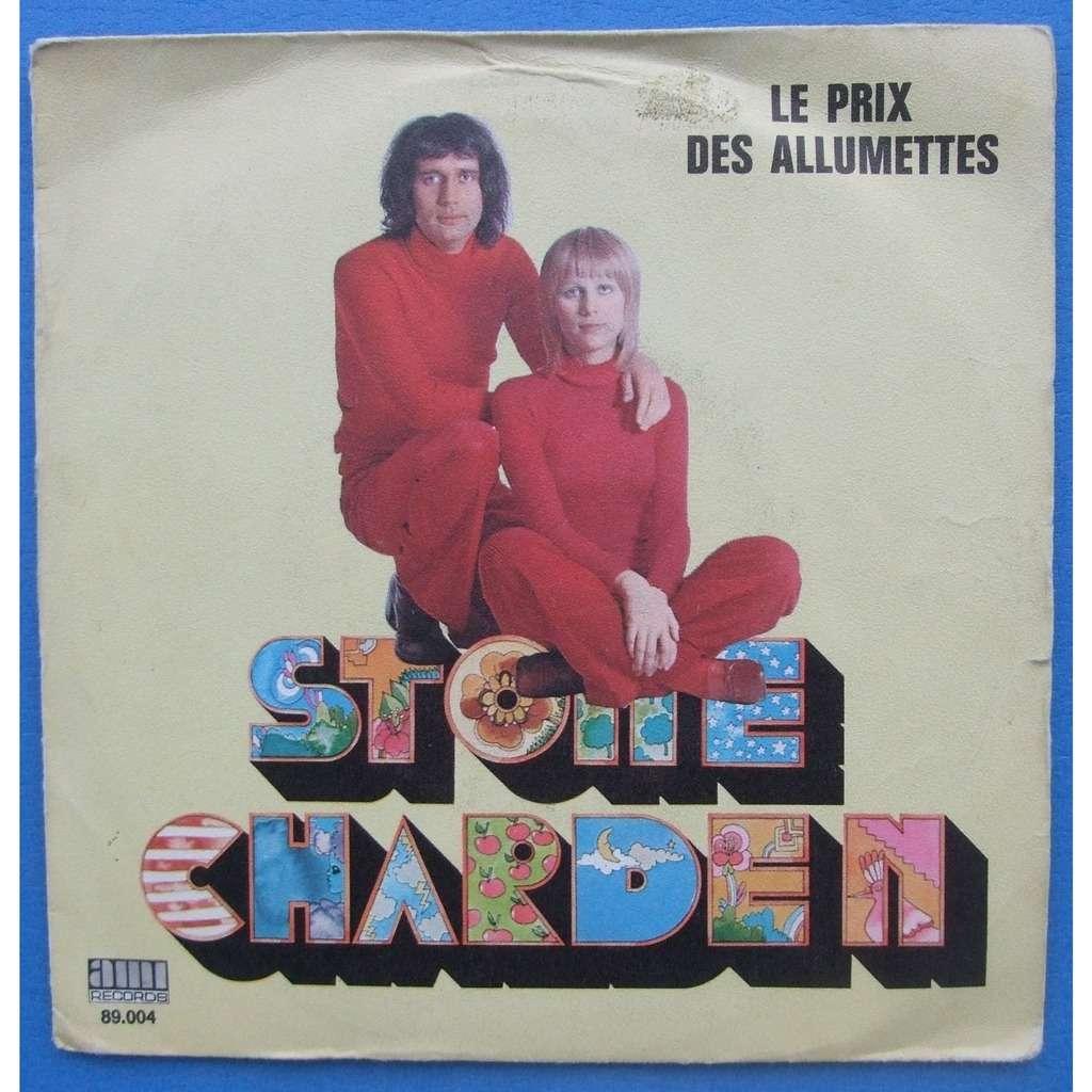 STONE & CHARDEN Le prix des allumettes/74