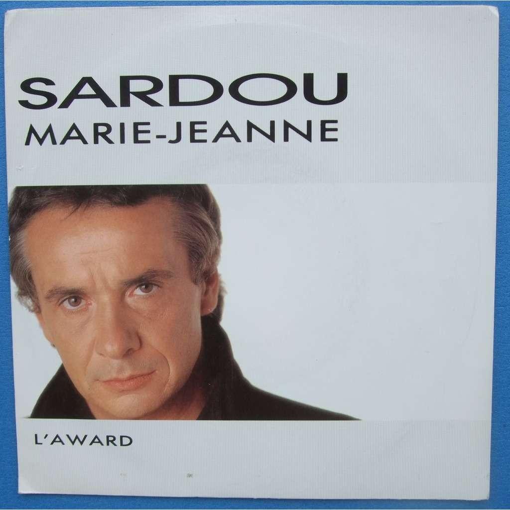 MICHEL SARDOU MARIE JEANNE