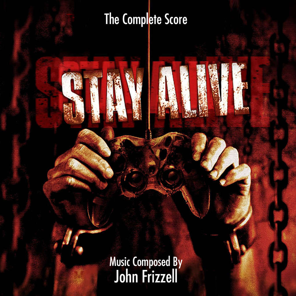 stay alive by john frizzell cdrom with ouvrier ref