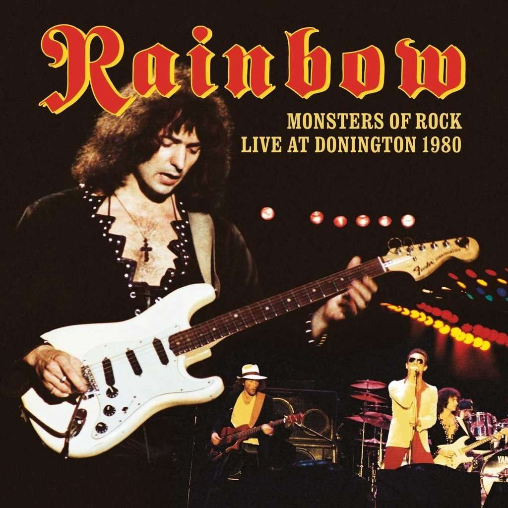 Rainbow Monsters Of Rock: Live At Donington 1980 (2xcd)
