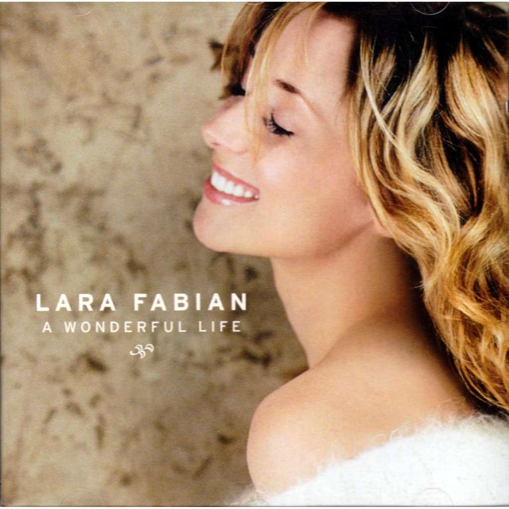 A Wonderful Life By Lara Fabian Cd With Charlymax Ref