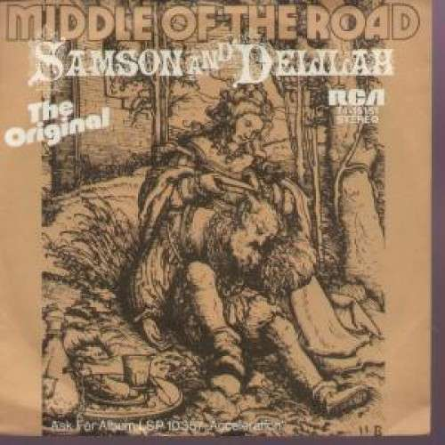 Middle Of The Road Samson And Delilah