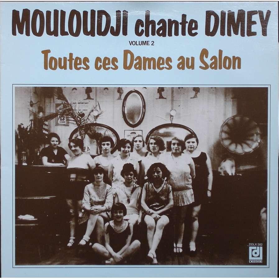 mouloudji chante dimey toutes ces dames au salon