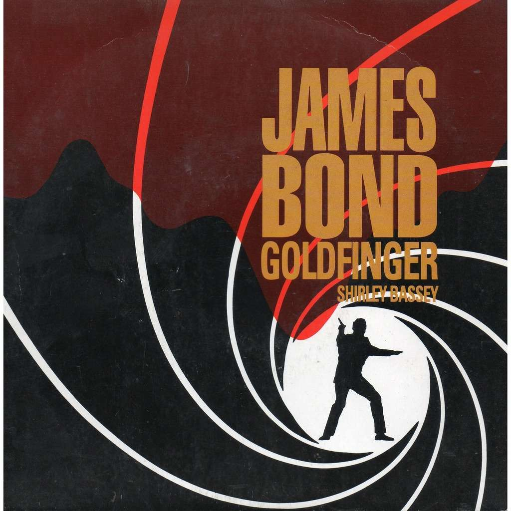 monty norman orchestra / Shirley Bassey james bond theme From dr No /  Goldfinger