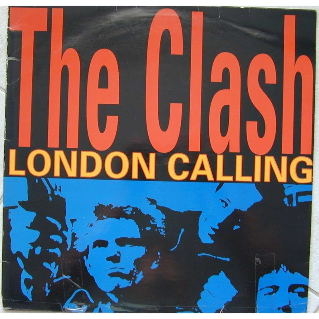 london calling the clash essay Find great deals on ebay for the clash london calling vinyl shop with confidence.