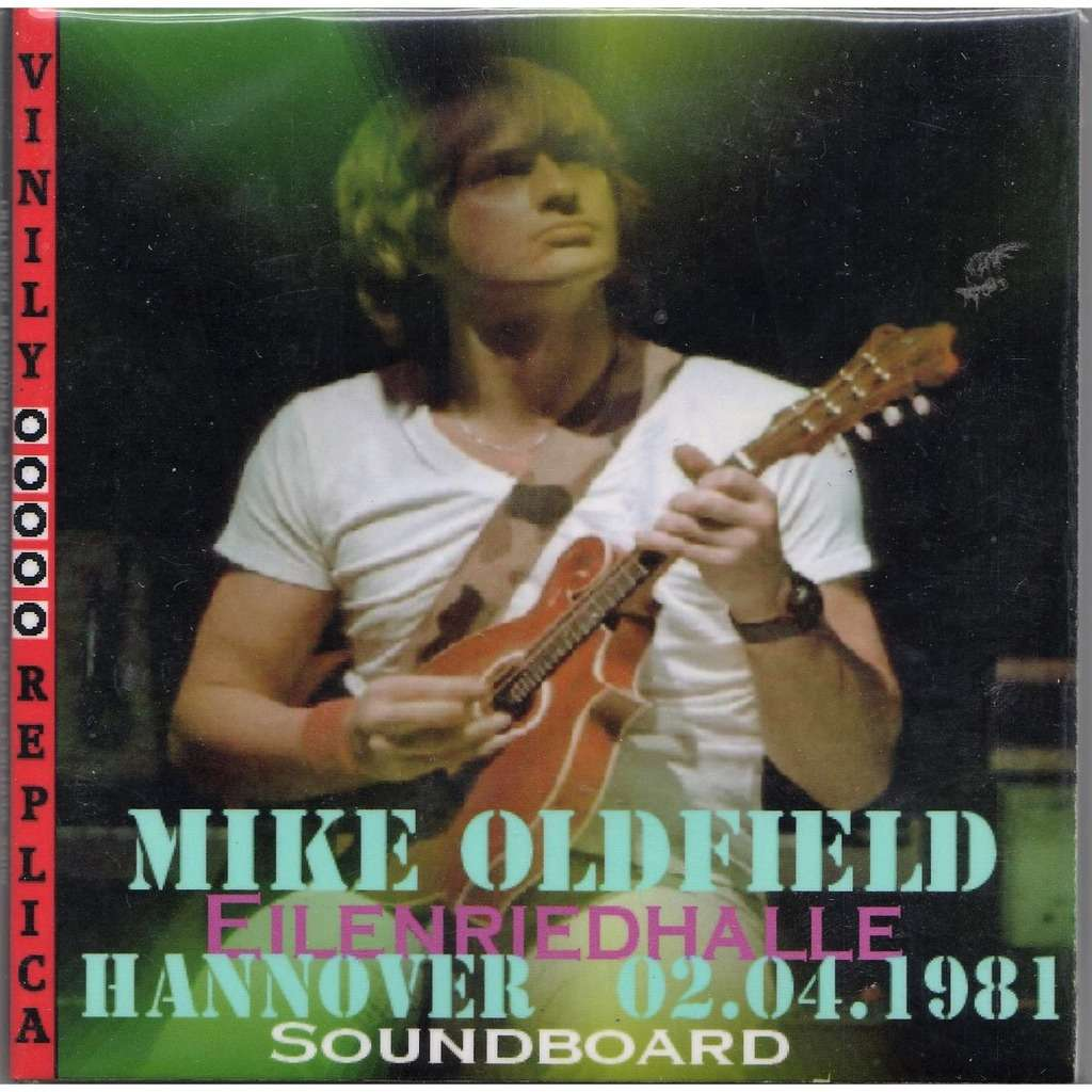 28121f57349a Live at  eilenriedhalle  (hannover 02.04.1981) by Mike Oldfield