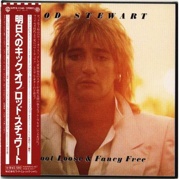 Rod Stewart - Foot Loose & Fancy Free Album