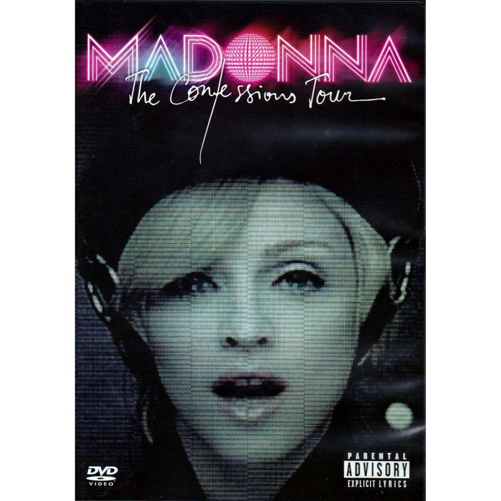 Confession Tour Madonna Dvd