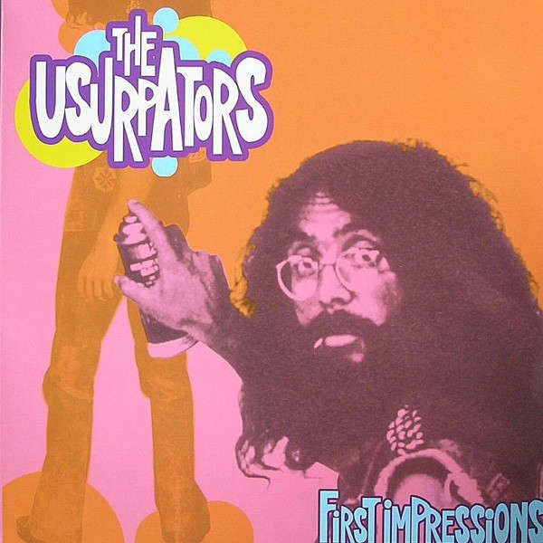 various artists the usurpators , first impressions