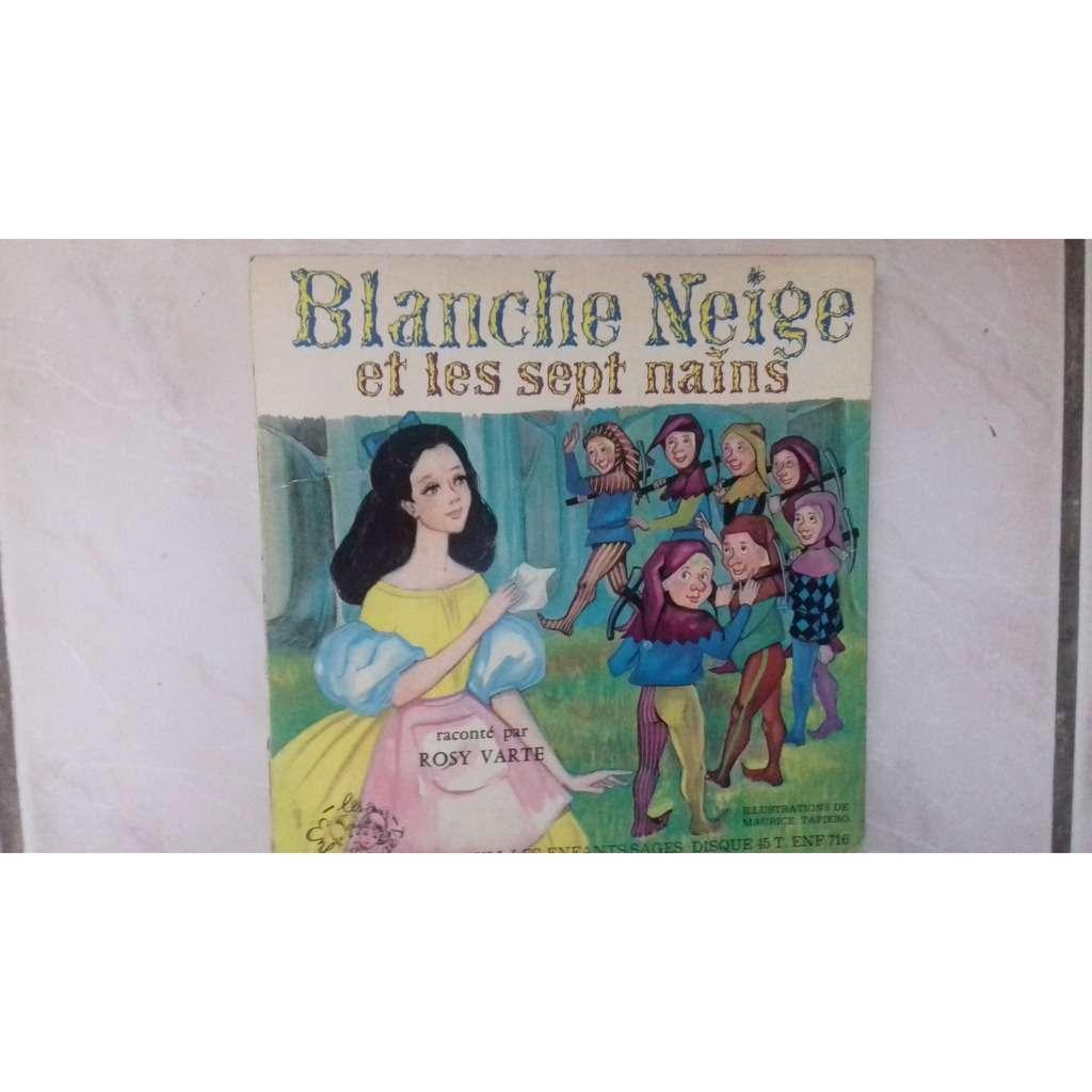 Rosy Varte Blanche Neige Et Les 7 Nains