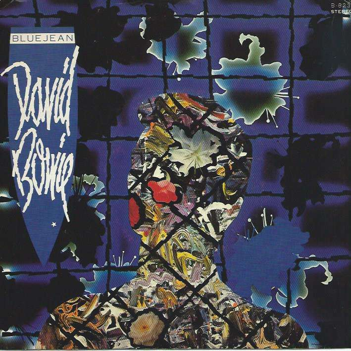 BOWIE DAVID blue jean / dancing with the boys