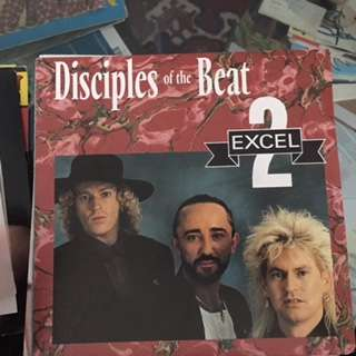 2-EXCEL DISCIPLES OF THE BEAT / hold on to the nite