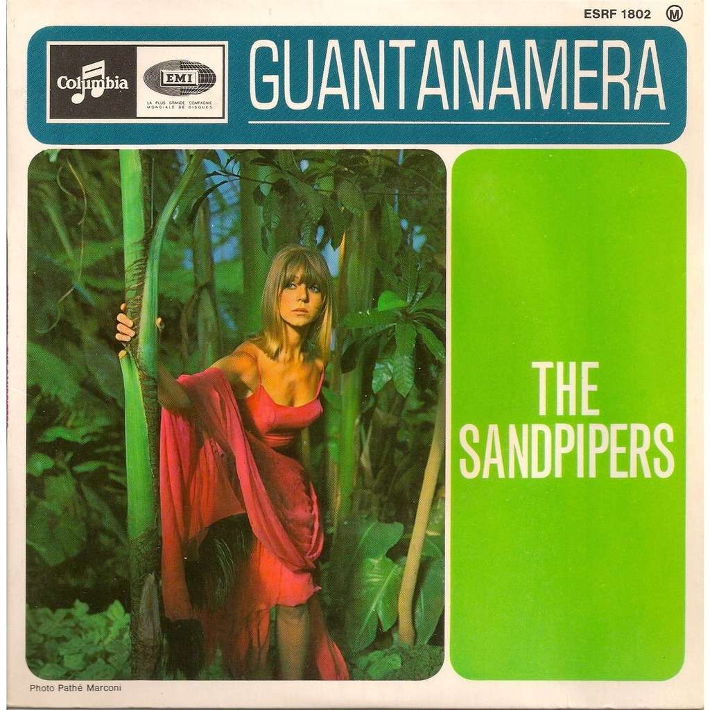 Guantanamera By The Sandpipers Ep With Kroun2 Ref 118317812