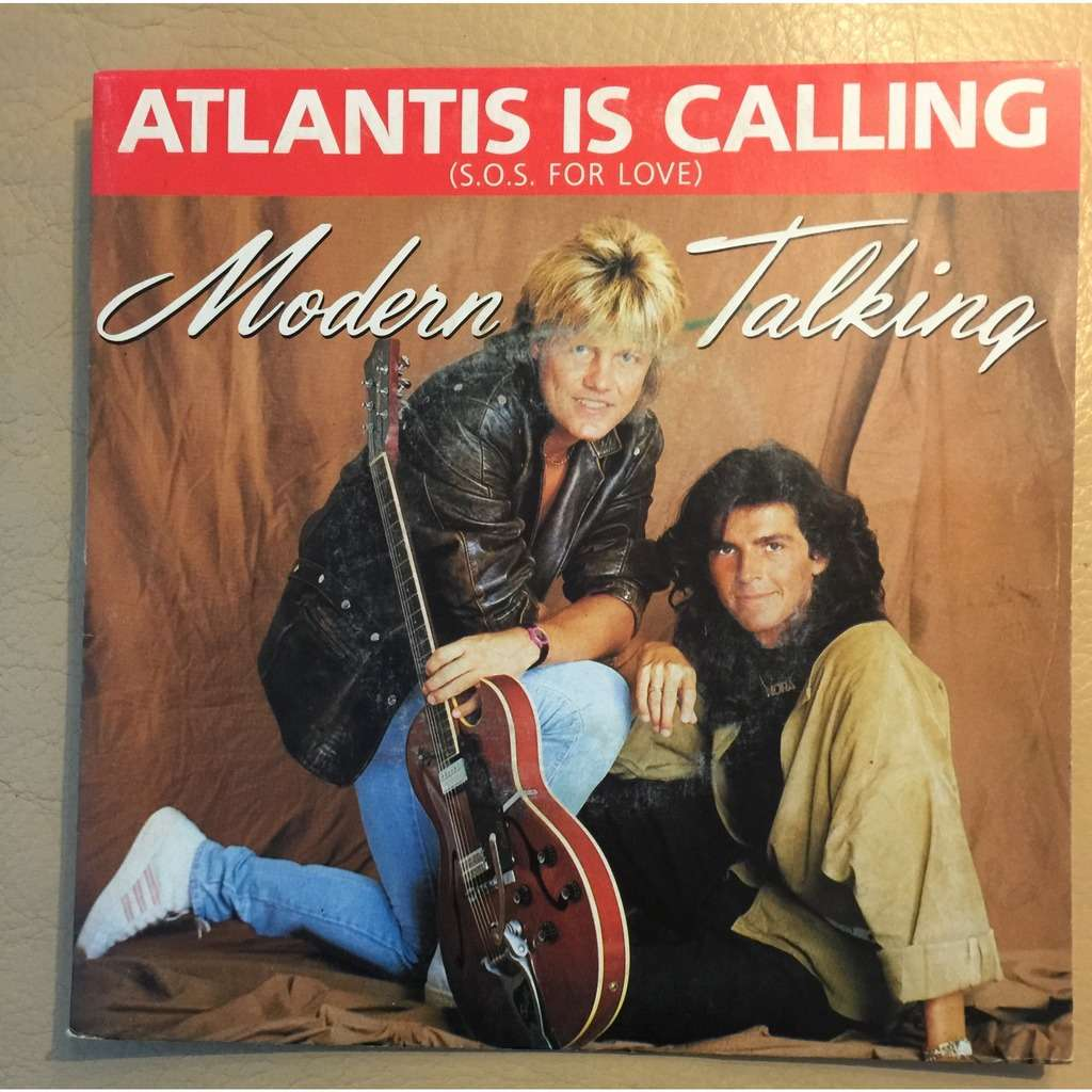 Modern Talking – Atlantis Is Calling Lyrics | Genius Lyrics