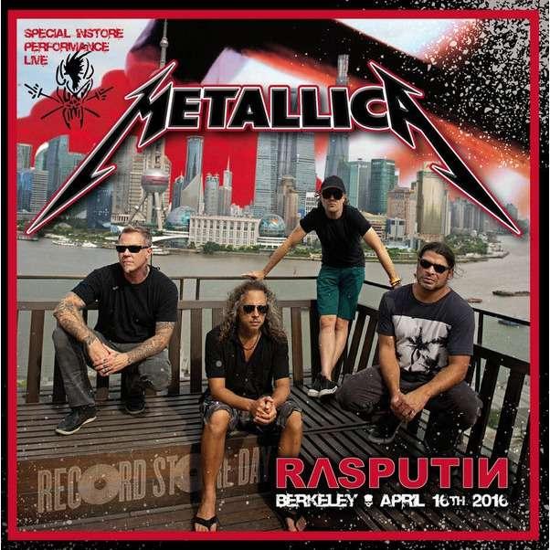 Metallica Rasputin (lp)