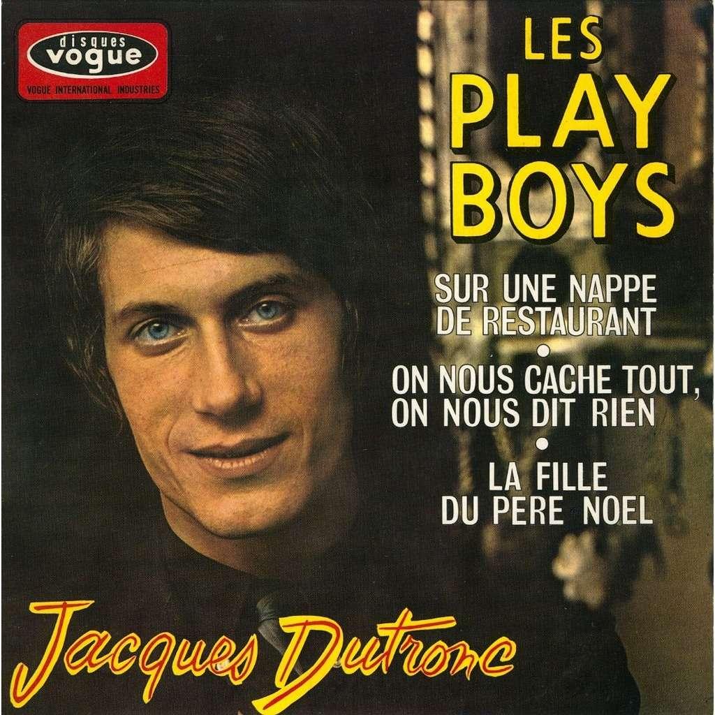 Jacques Dutronc Les Play Boys