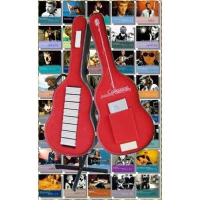 Porte Photo Guitare Johnny Hallyday Mod/èle 4