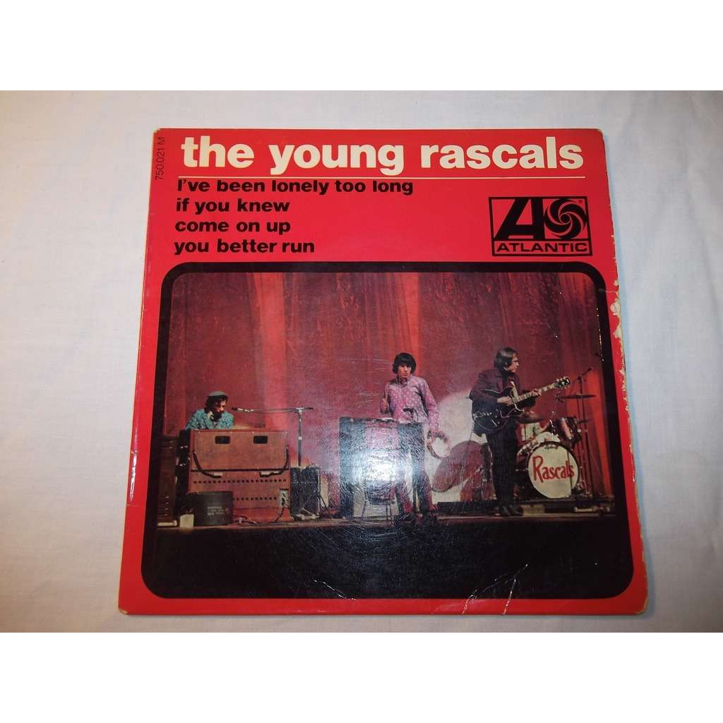 The Young Rascals I'Ve Been Lonely Too Long +3