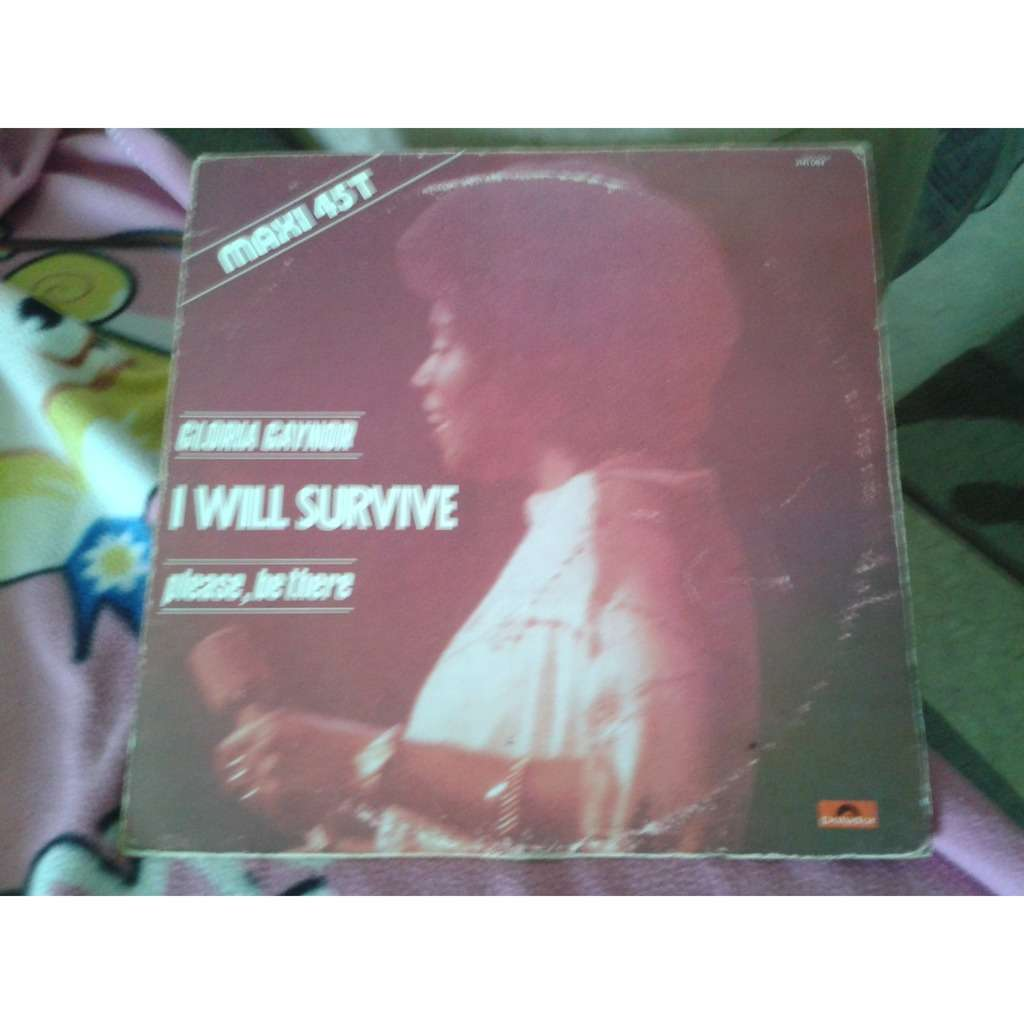 gloria gaynor i will survive - please be there