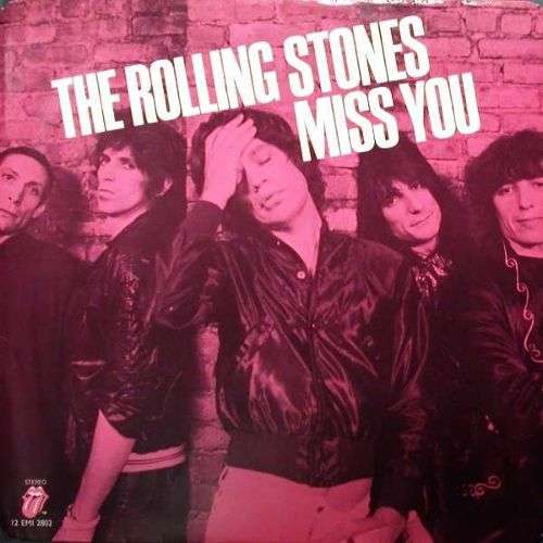Rolling Stones Miss You/Far Away Eyes