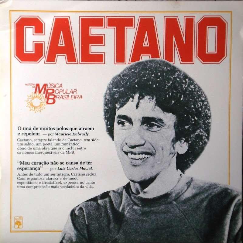 CAETANO VELOSO-DOCES BARBAROS-GAL COSTA AND OTHERS HISTORIA DA MUSICA POPULAR BRASILEIRA CAETANO VELOSO