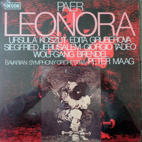 Peter Maag Pearl : Leonora