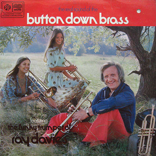 The Button Down Brass Featuring 'Funky' Trumpet Of The real sound of the Button down Brass