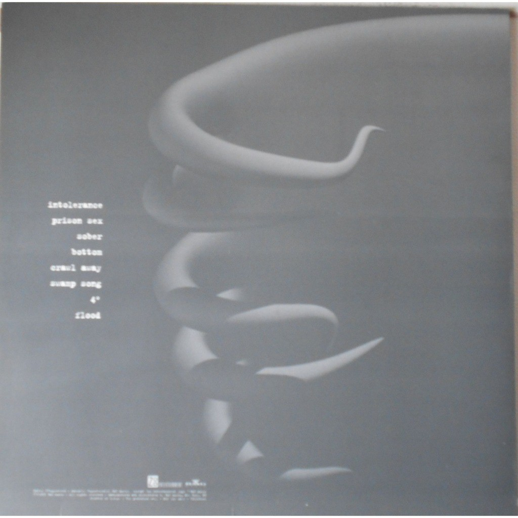 Undertow - vinyl rouge by Tool, LP with ald93