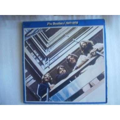 BEATLES ALBUM BLEU - 1967-1970 - 28 TITRES - REEDITION 1978