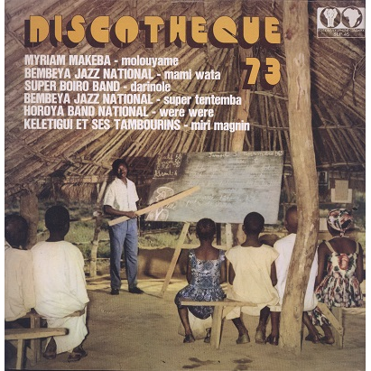 discotheque 73 (various Syliphone)