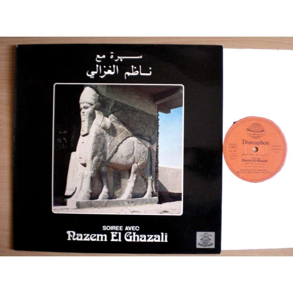 Nazem El Ghazali - Al-Ghazali Soiree Avec Nazem El Ghazali