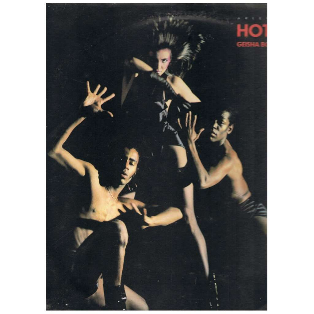 Geisha Boys And Temple Girls By Arlene Phillips Hot Gossip Lp With