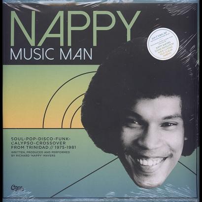 Nappy Music Man (various) Trinidad 1975-81
