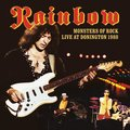 RAINBOW - Monsters Of Rock: Live At Donington 1980 (2xcd) - CD + DVD