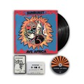 SUNBURST - Ave Africa: The Complete Recordings 1973-1976 - LIMITED 2LP / 2 CD / 1K7 - LP x 2