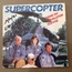 SYLVESTER LEVAI - SUPERCOPTER - supercopter/ magicopter - ( generique du feuilleton televise ) - 45T (SP 2 titres)