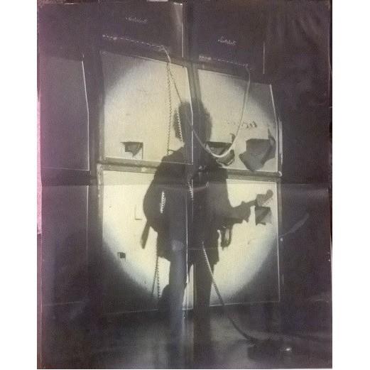 JIMI HENDRIX LIVE & UNRELEASED - THE RADIO SHOW (RARE BOX SET 5 lp + POSTER)