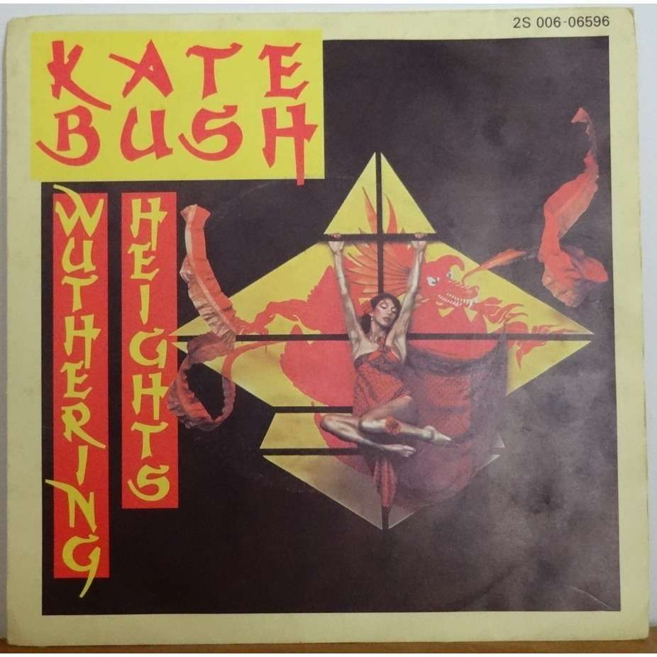 kate bush Wuthering heights / Kite