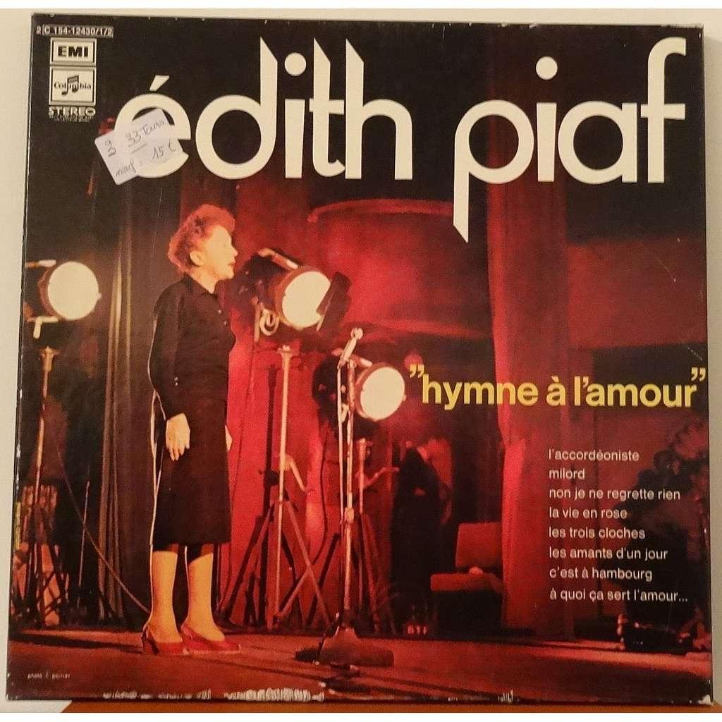 Edith Piaf Hymne à Lamour
