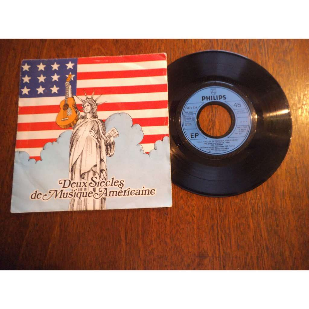 louis armstrong / flatt and scruggs / platters... when the saints go marching in / no mother or dad / the great pretender / the stars and stripes