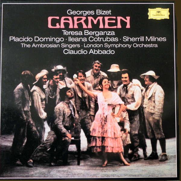claudio abbado Bizet : Carmen