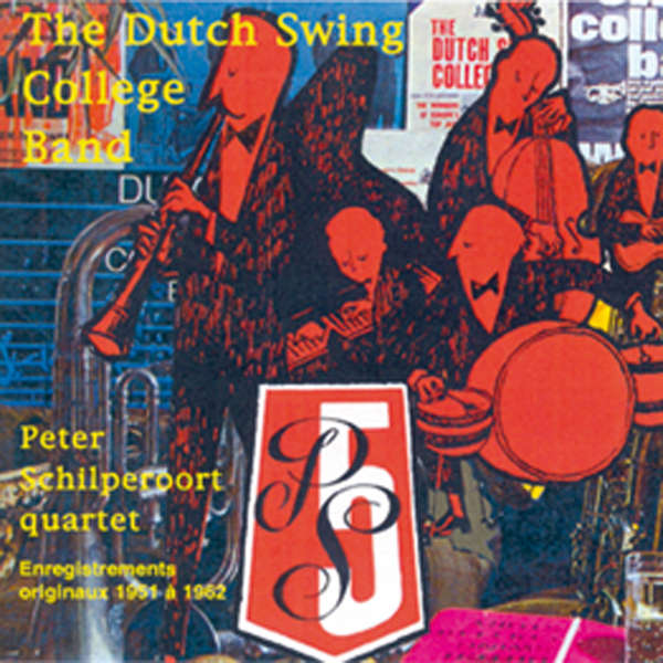 The Dutch Swing College Band & Peter Schilperoort