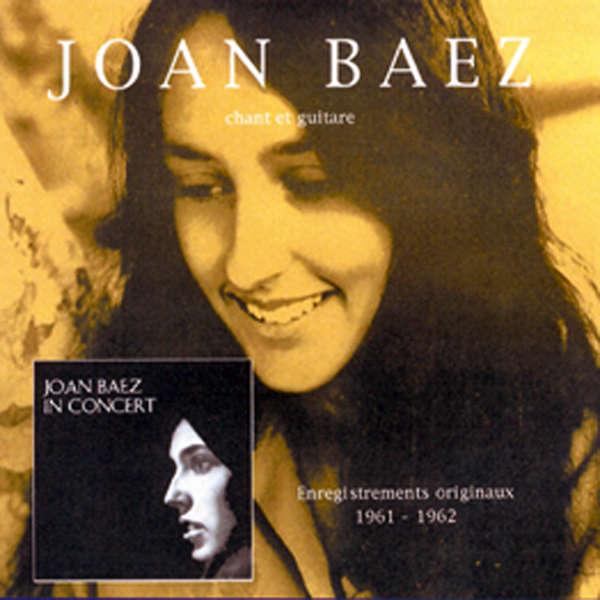 joan baez Originaux 1961 - 1962