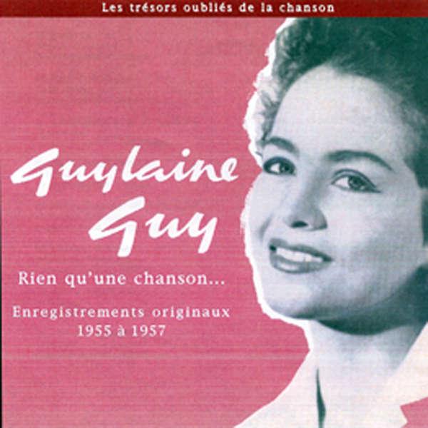 Guylaine Guy Les trésors oubliés de la chanson